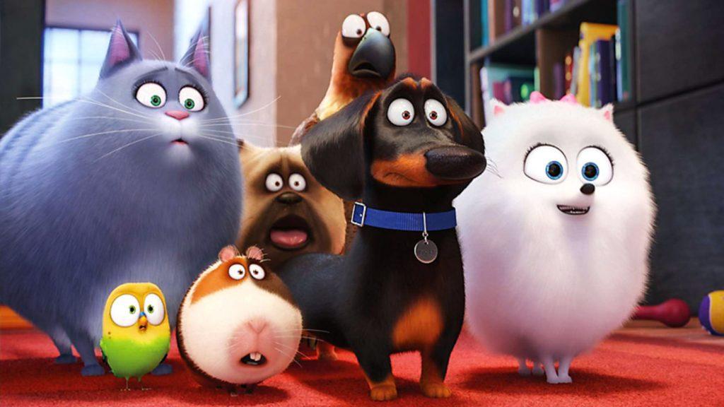 10 фильмов, на моду домашних животных