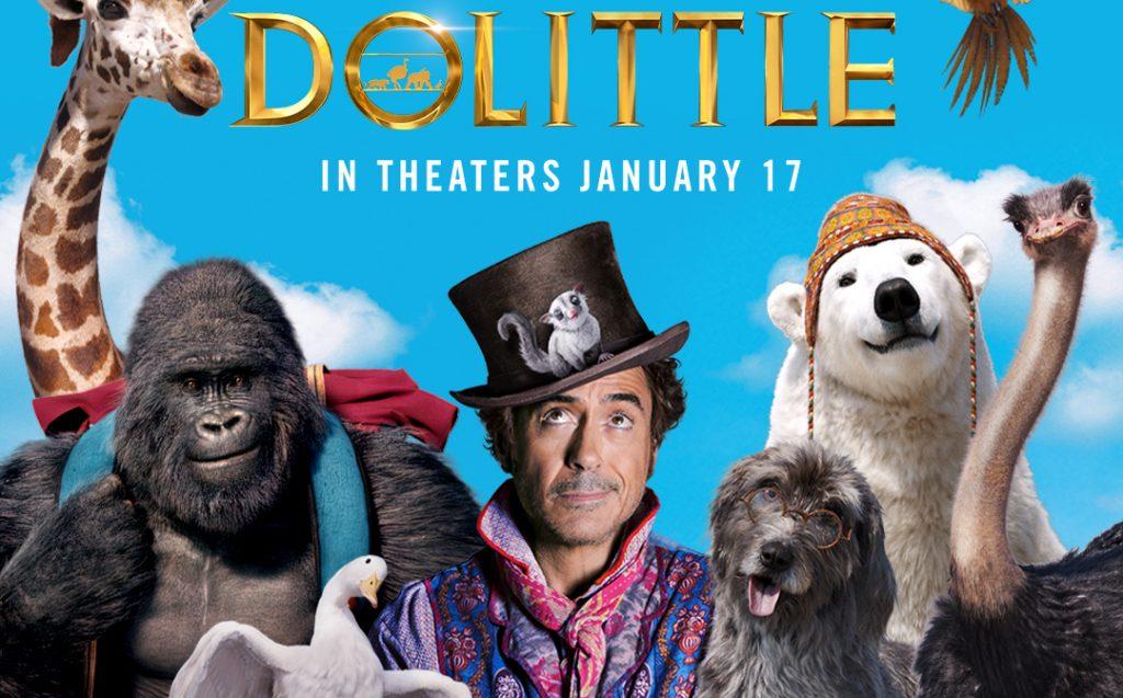 Удивительное путешествие доктора Дулиттла дата выхода