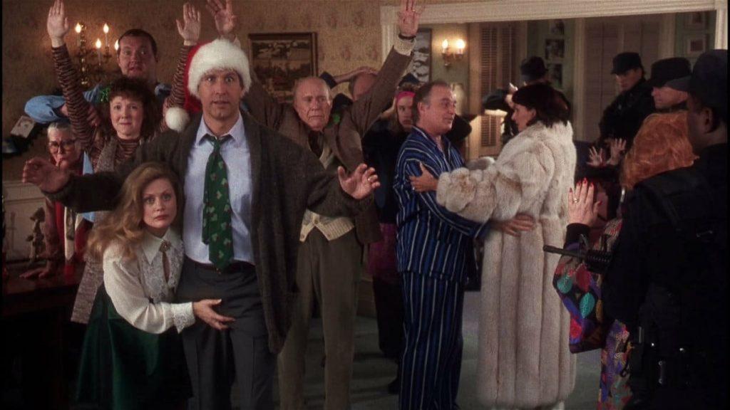 Рождественские каникулы, 1989