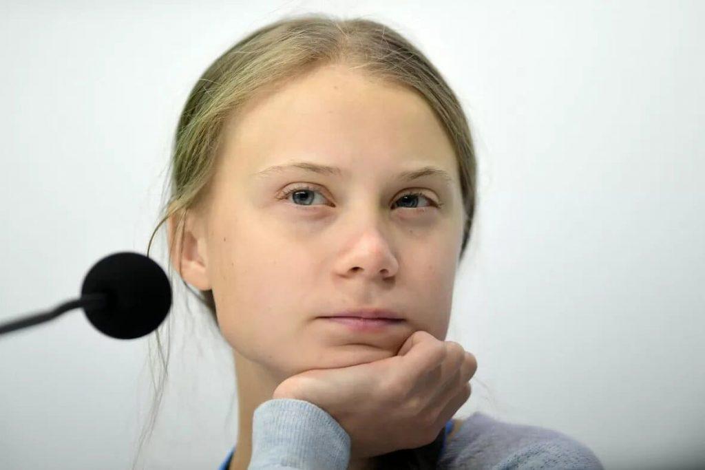 Грета Тумберг