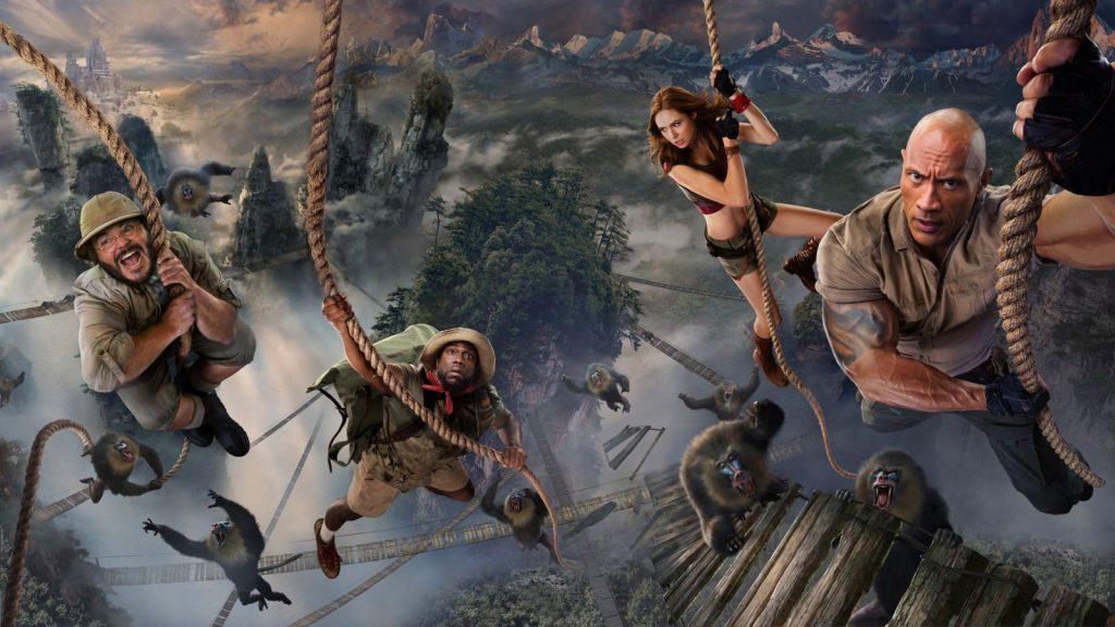 «Джуманджи: Новый уровень» - обзор фильма