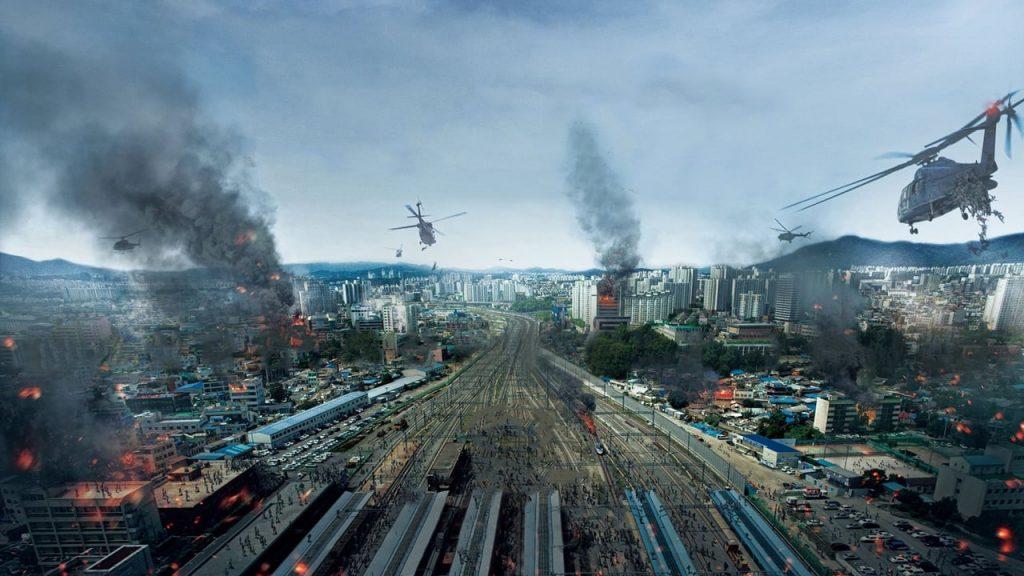 Поезд в Пусан 2: Полуостров