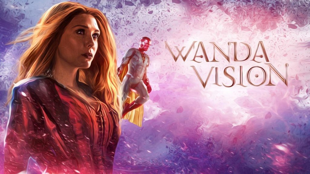 Сериал ВандаВижен 2021