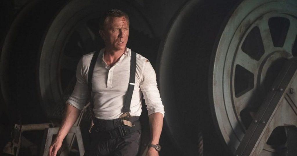 Агент 007 - Не время умирать
