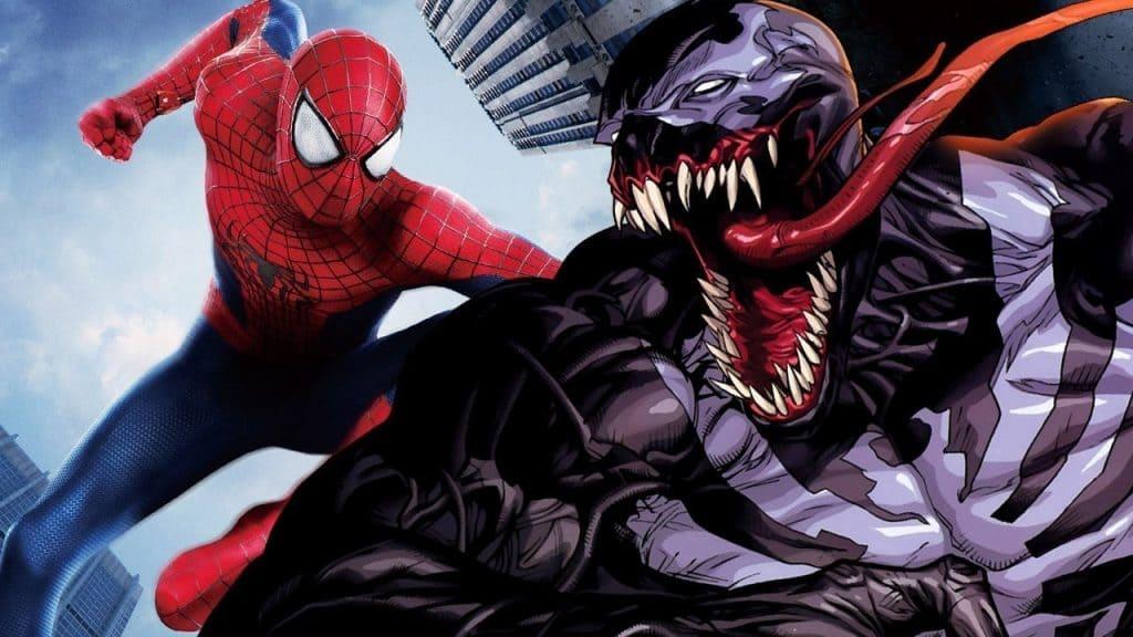 Веном человек-паук