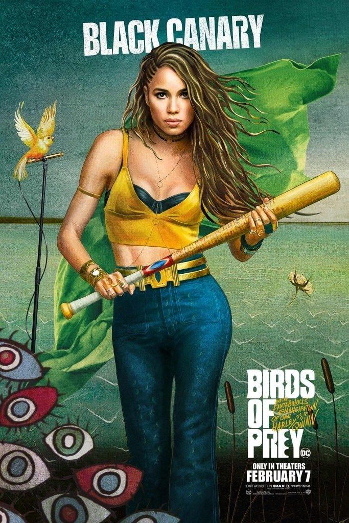 Хищных птиц - Канарейка