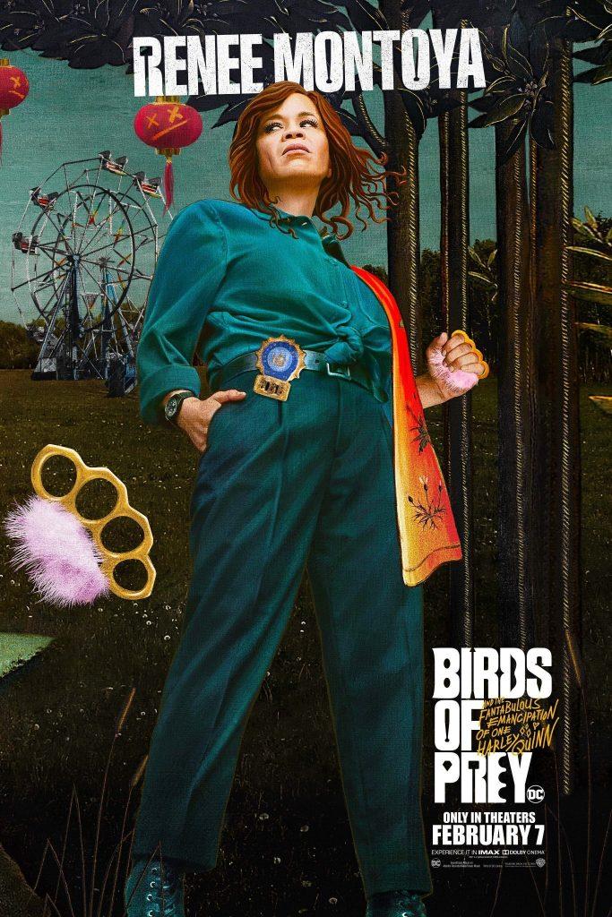 Хищных птиц - Рене Монтоя