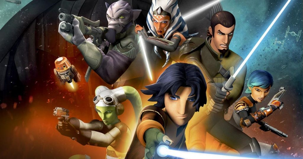 звёздные войны: повстанцы