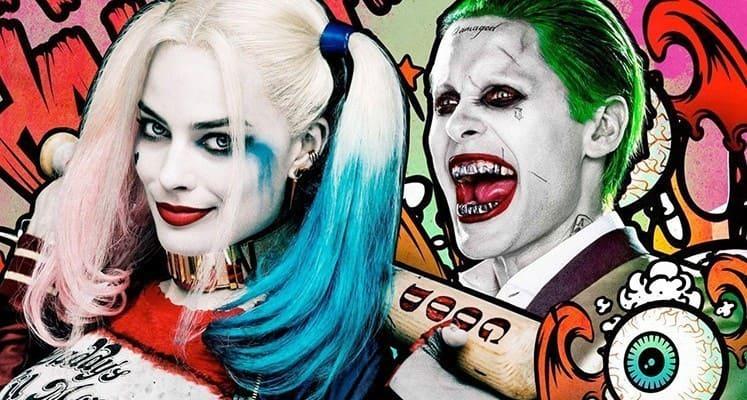 Харли Квинн и Джокер 2020