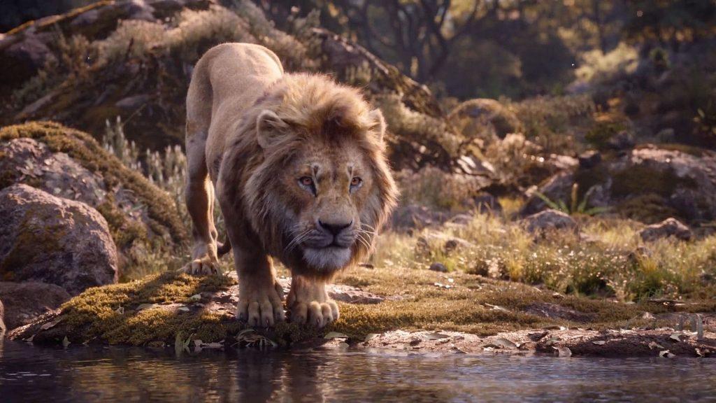 Технологии из «Короля Льва»