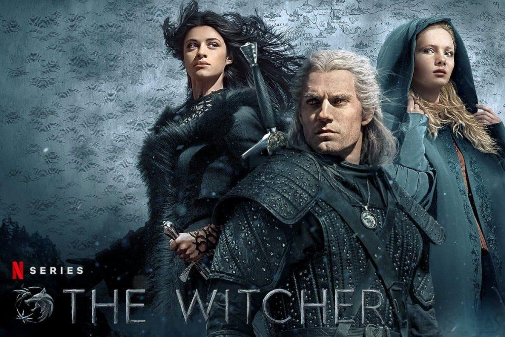 Все события из мира «Ведьмака»