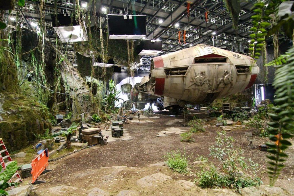 За кулисами «Звёздные войны: Скайуокер. Восход»
