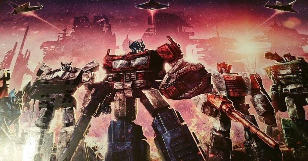 Transformers: War for Cyberton Trilogy