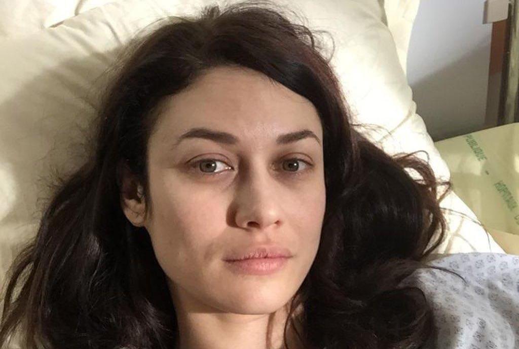 Ольга Куриленко коронавирус
