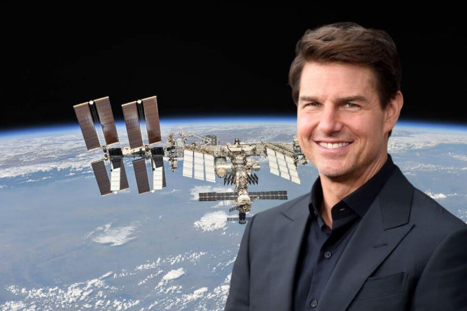 Том Круз с SpaceX и NASA