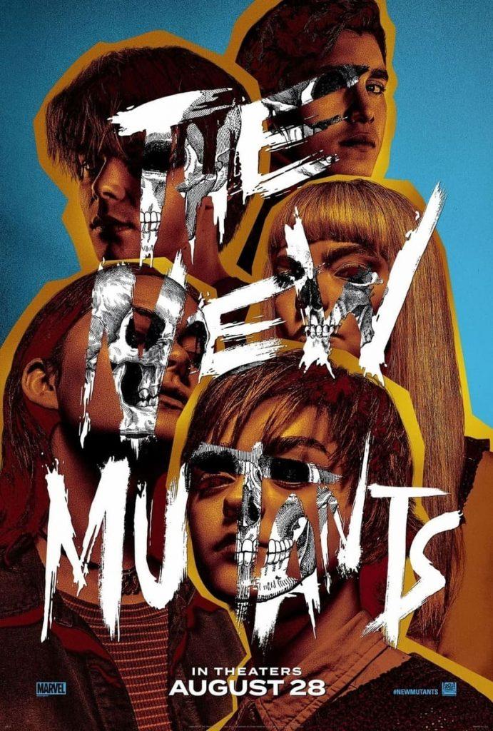 Новые мутанты - постер