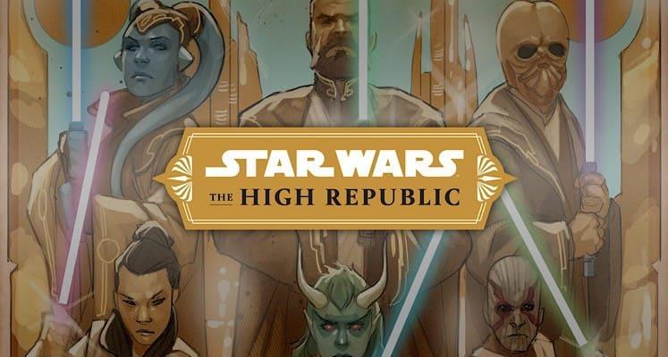 Звездные войны: Высокая республика