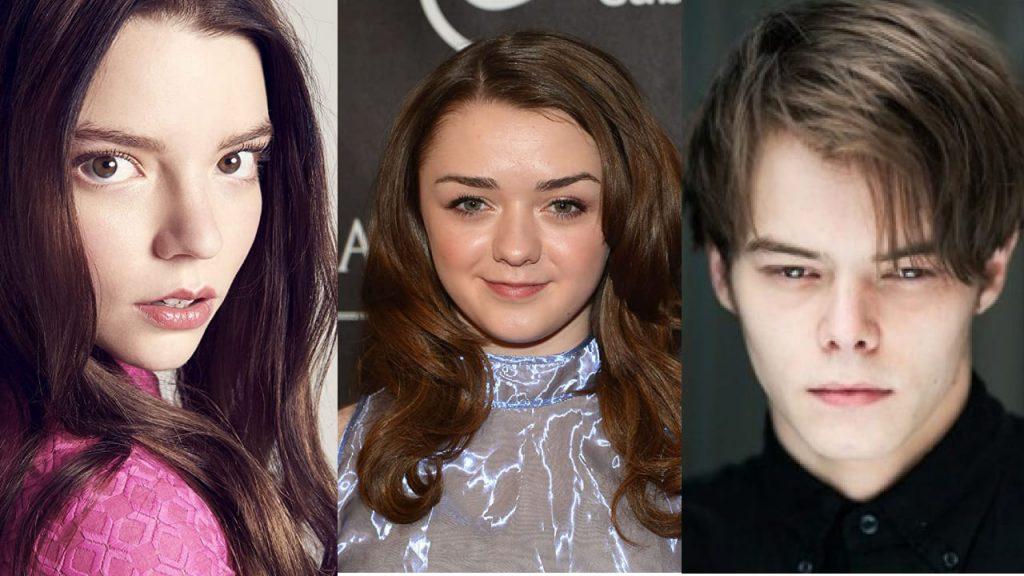 Новые мутанты - актеры