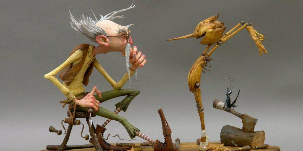 «Пиноккио» от Гильермо дель Торо