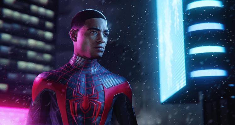 Человек-паук: Майлз Моралес