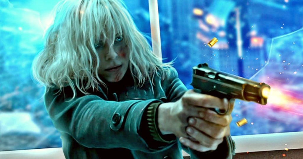 Взрывная блондинка 2