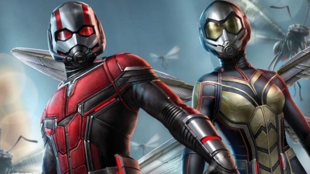 Человек-муравей 3