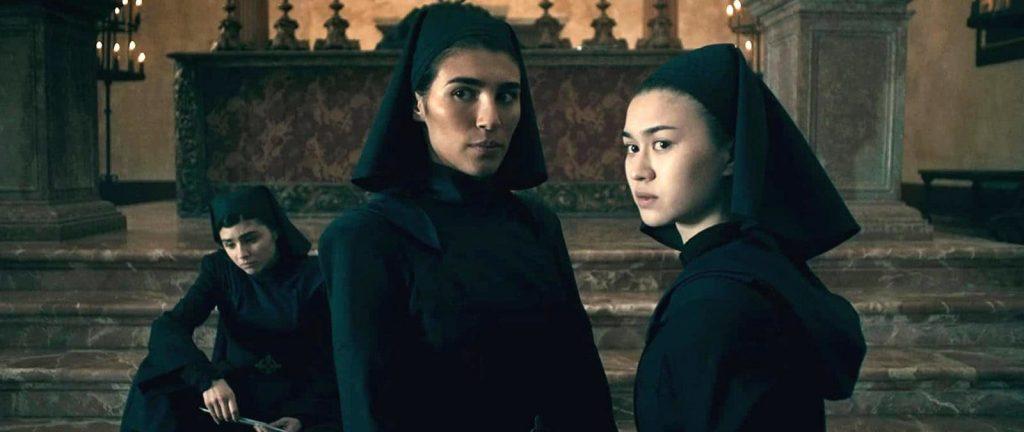 Монахиня-воин 1 сезон