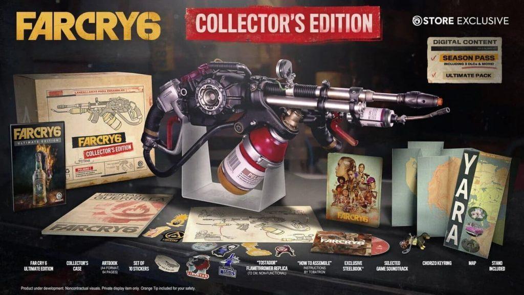 Коллекционка Far Cry 6