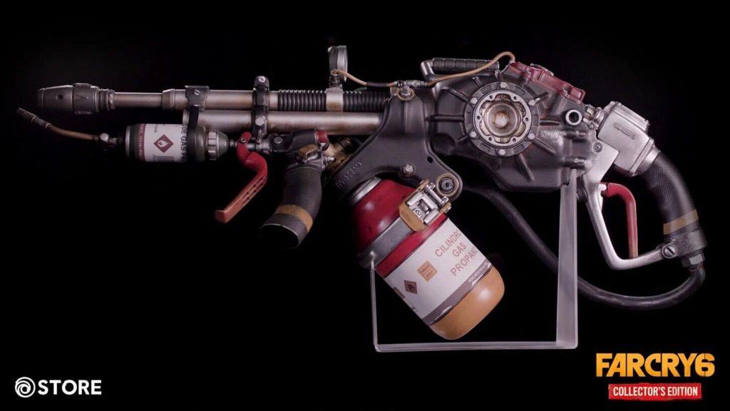 Огнемета - «Тостадор»