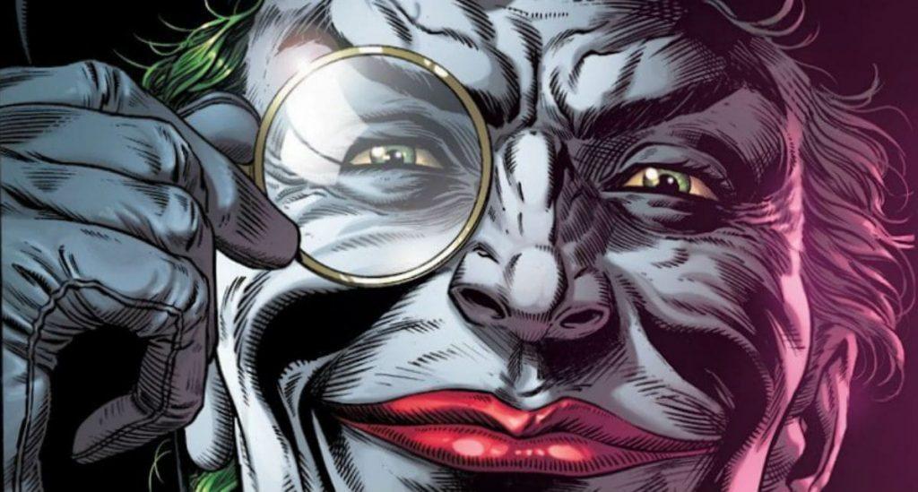 Бэтмен: Три Джокера