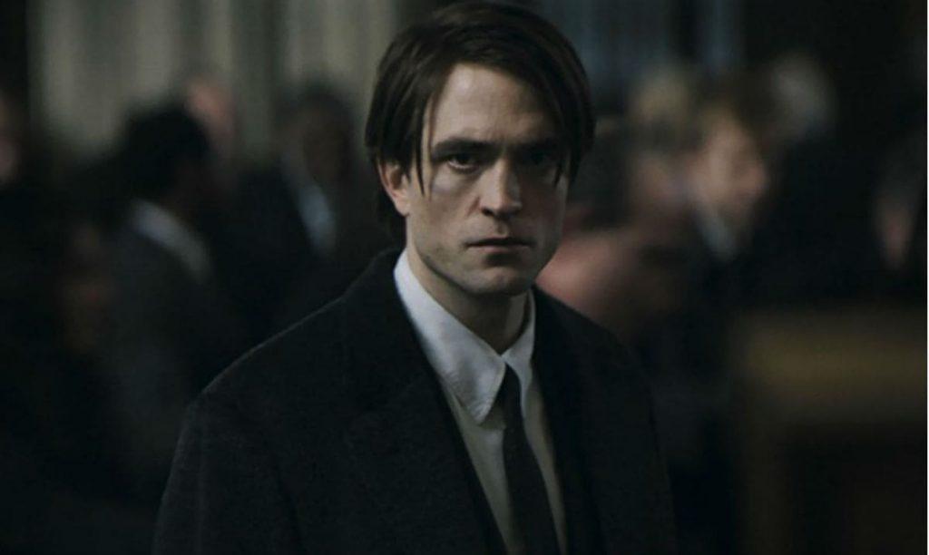 Бэтмен с Робертом Паттинсоном