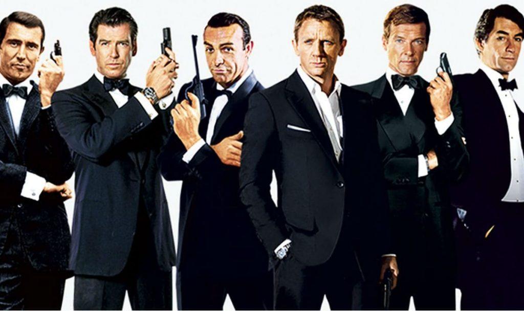все 007