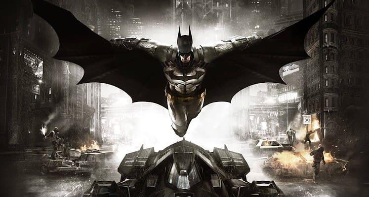 Бэтмен игра