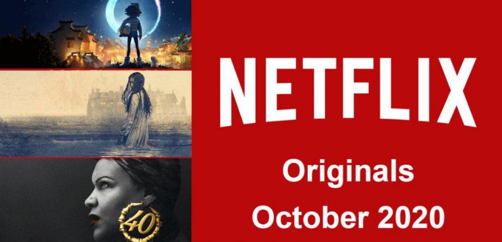 Нетфликс октябрь 2020