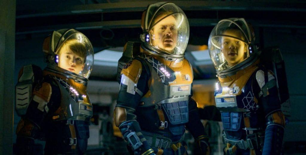 Затерянные в космосе 3 сезон