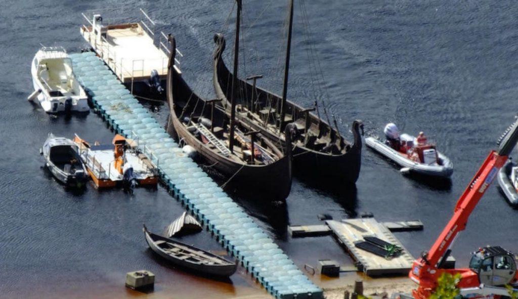 Съемки Викинги: Вальхалла