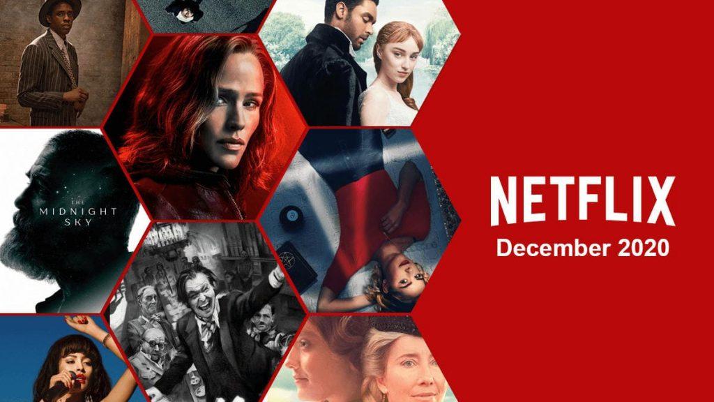 Netflix декабрь 2020