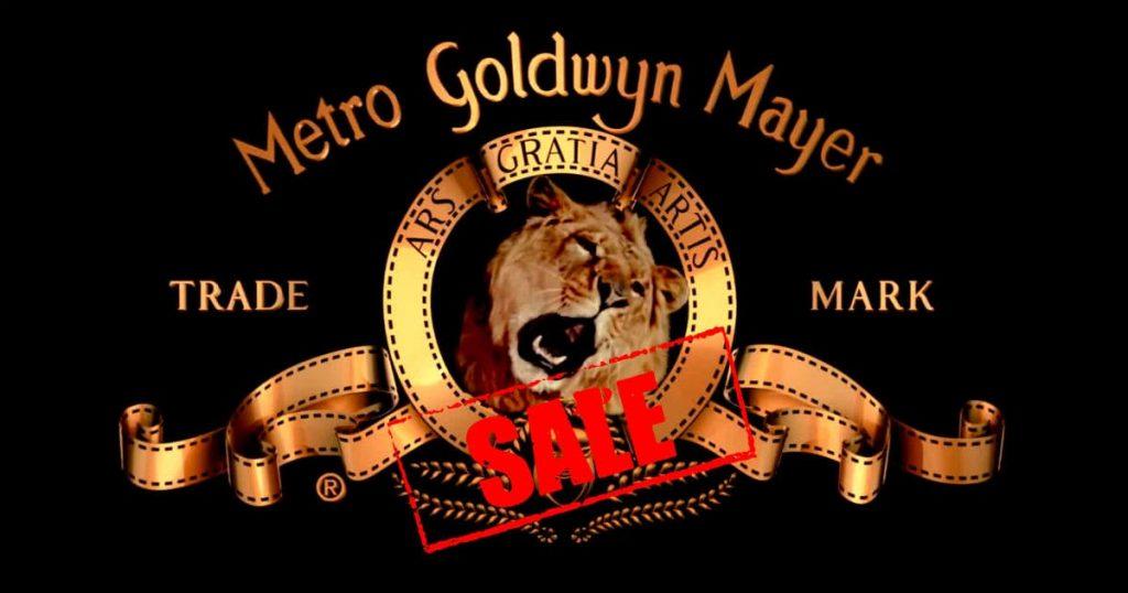 MGM продается