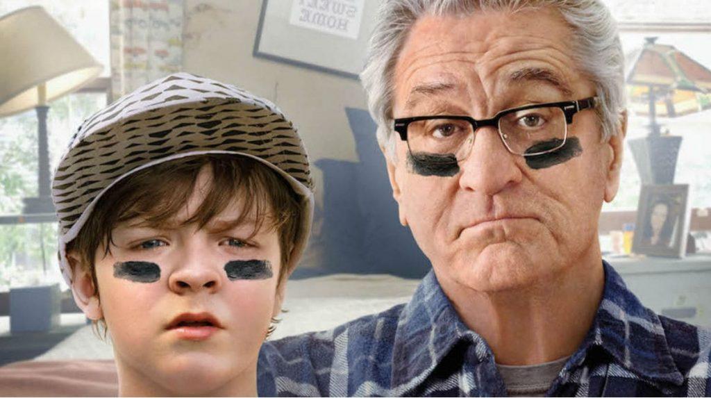 Дедушка нелегкого поведения