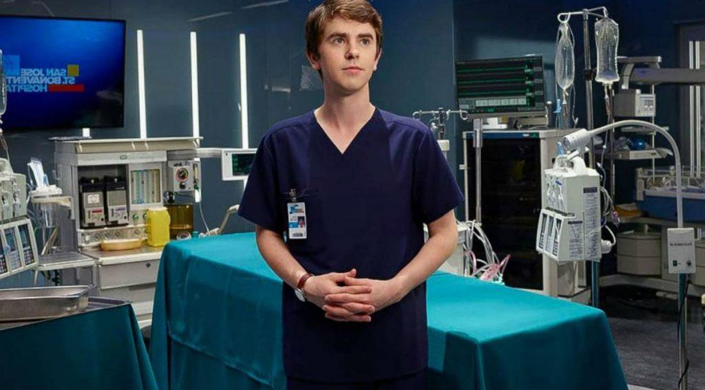 Хороший доктор 6 серия