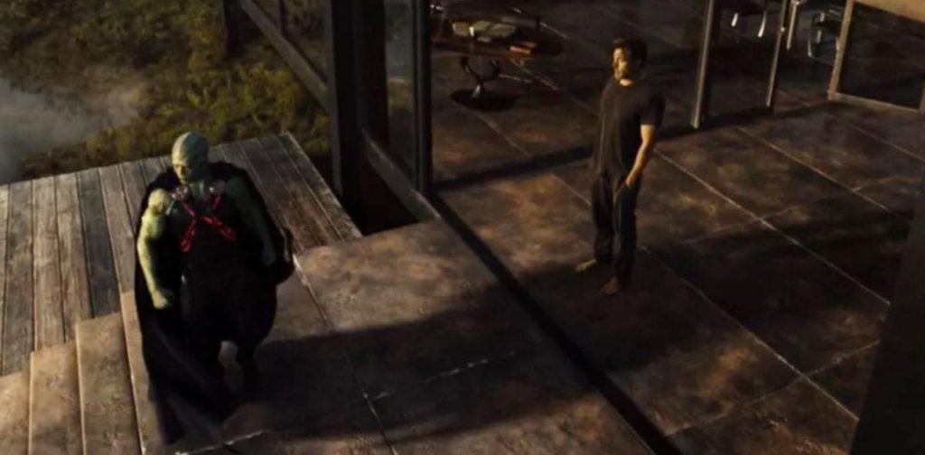 Бэтмен и Марсианский Охотник