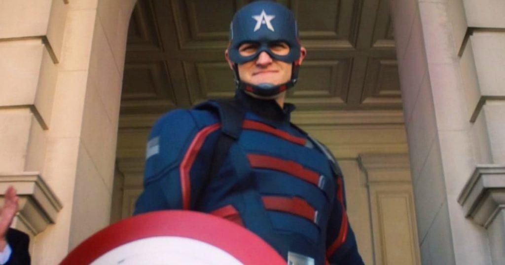 Новый Капитан Америка / Агент США