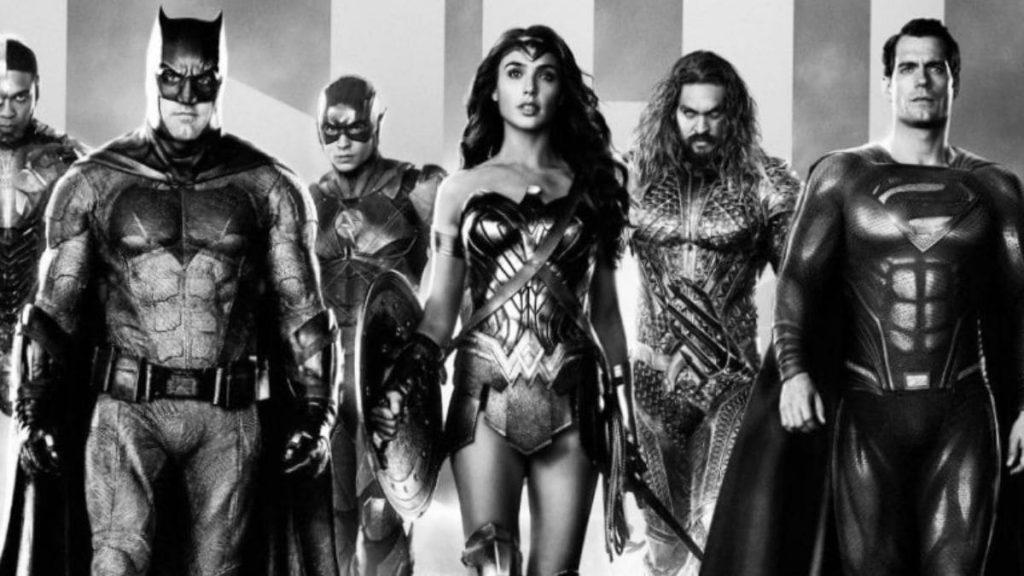10 отличий Лиги справедливости