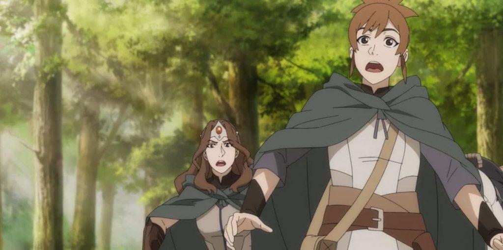 2 сезон аниме Дота
