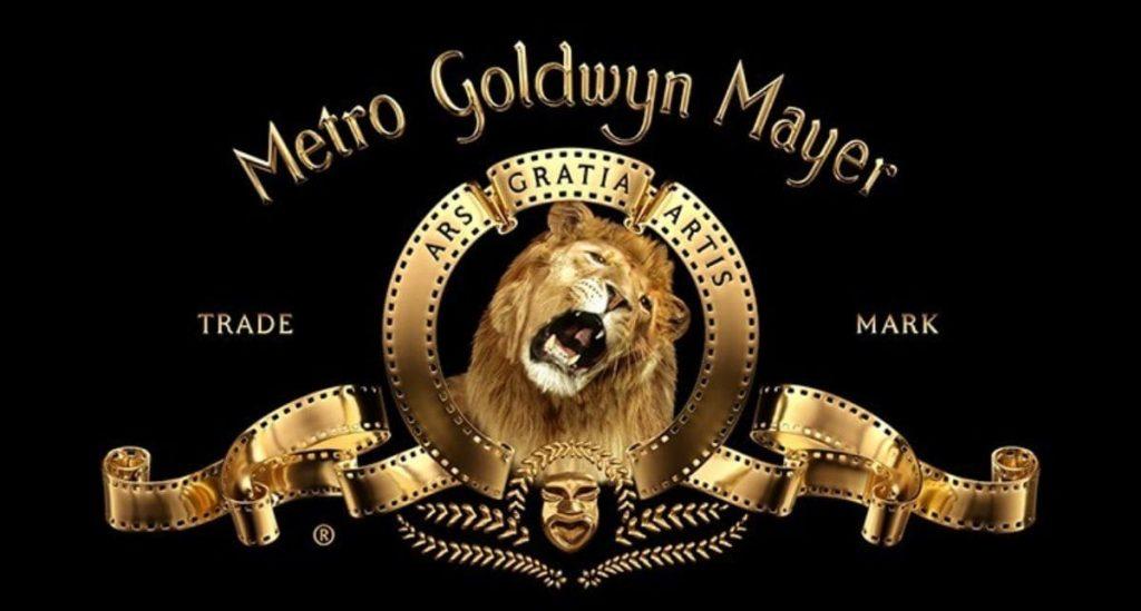 новый логотип MGM