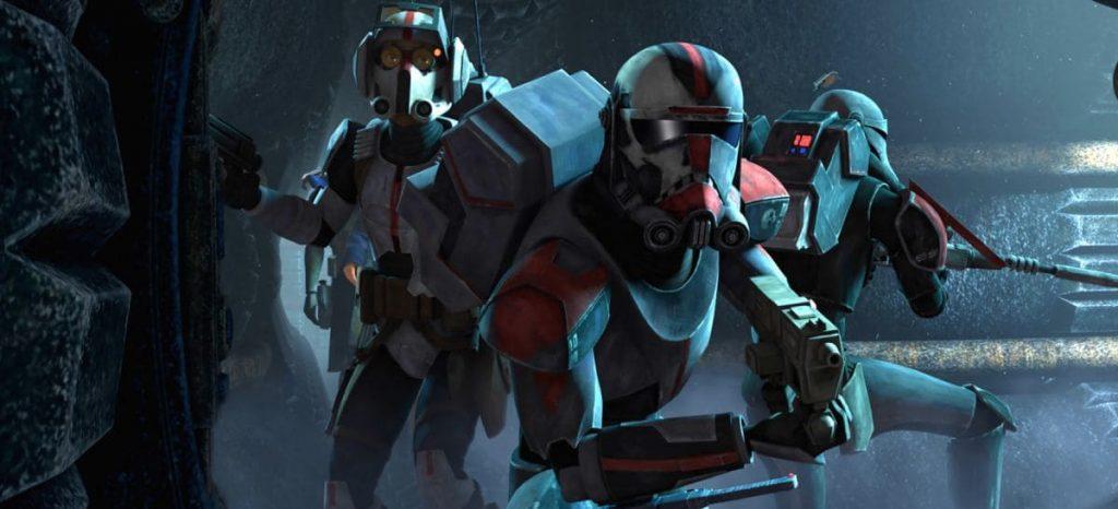 Звездные войны клонов