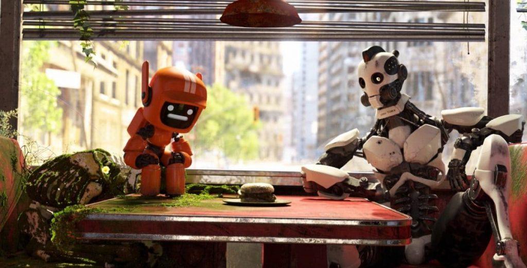 Любовь, смерть и роботы 2