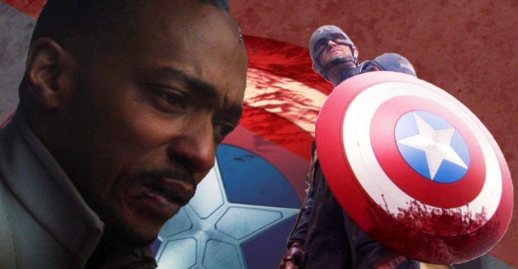 Кровавый щит Капитана Америки