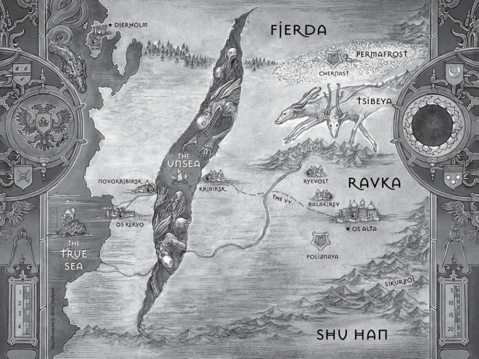 Карта тень и кость