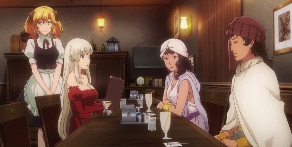 Кафе из другого мира